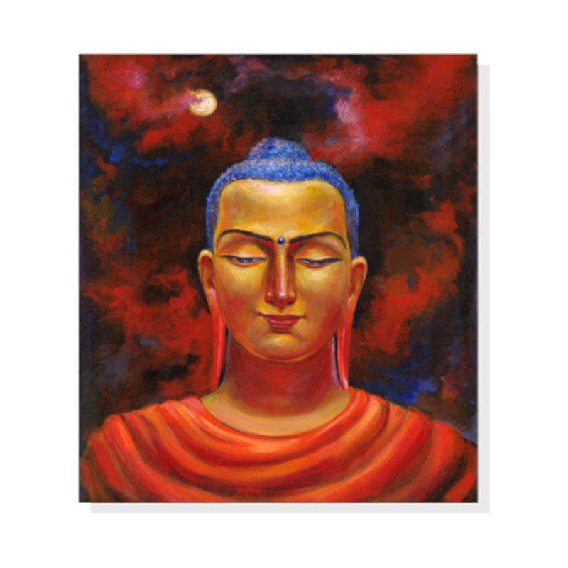 The Tribe Enlightened Buddha 124