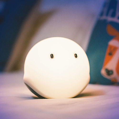 Emie Elfy Touch Sensor Night Light for Bedside