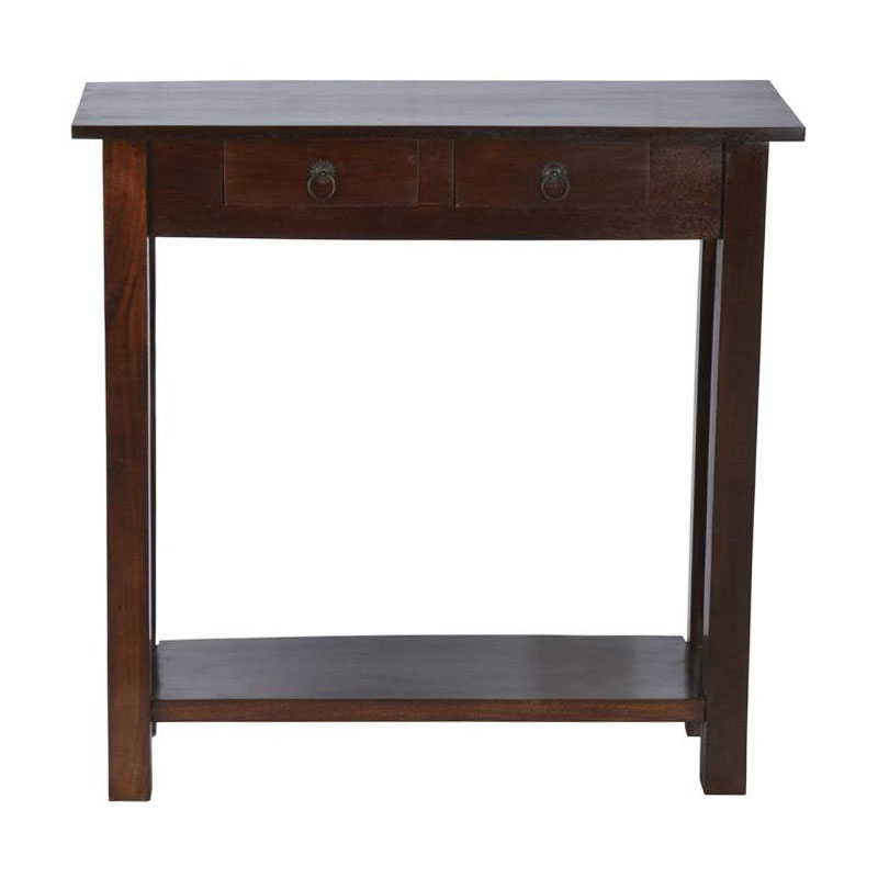 Glow Homes Real Wood Table with Drawer