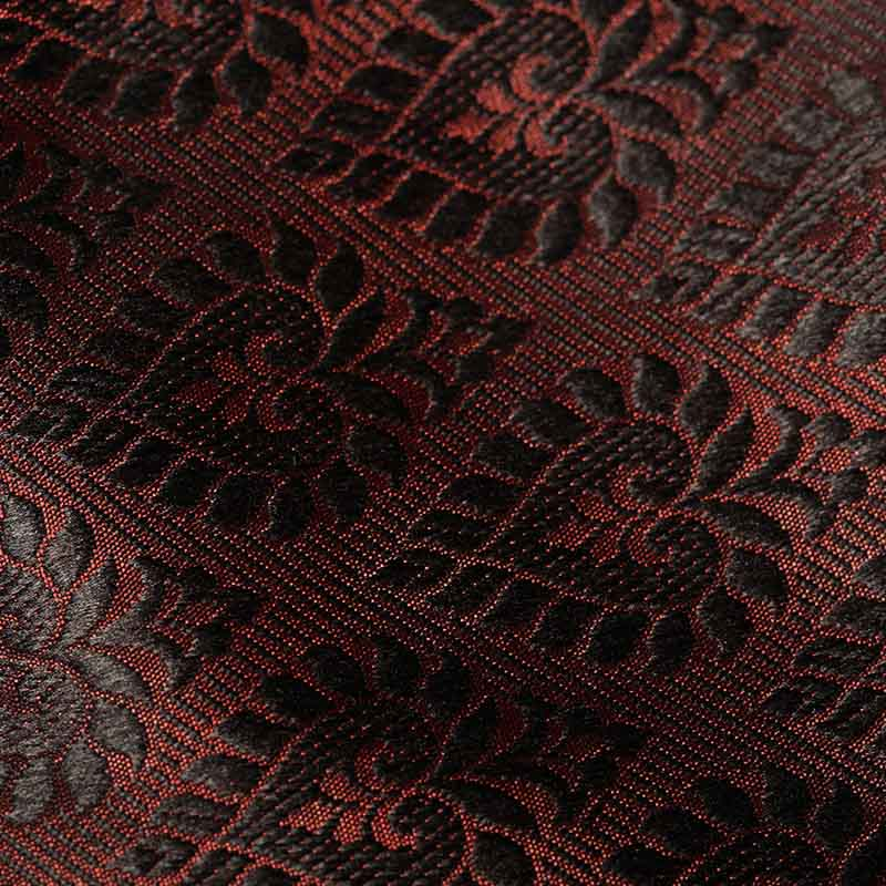 Moorni Handwoven Cushion Cover in Silk - Set of 6 - EL-026-324