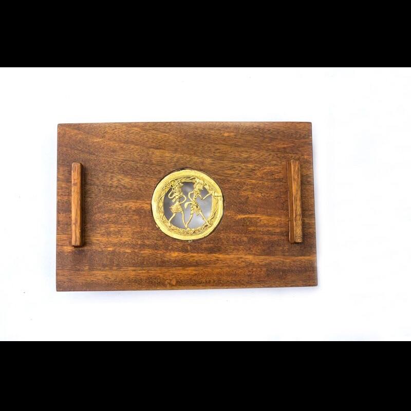 Wooden Sweet Platter