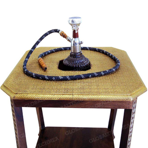 Glow Homes Sheesha Table - SBA107