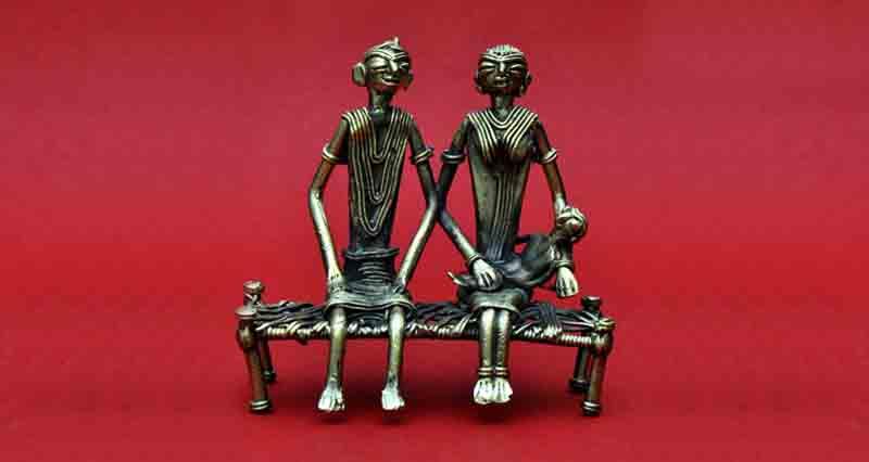 Moorni | Dhokra Art Work - Ancient Indian Art Secret.