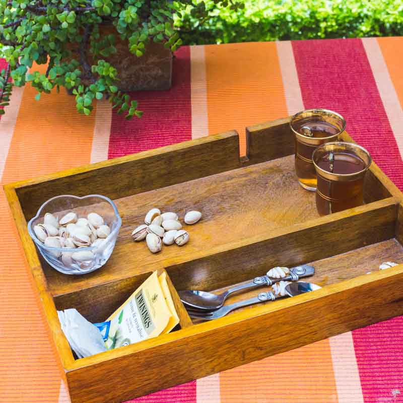Olha-o Tribe Mini Bar Tray