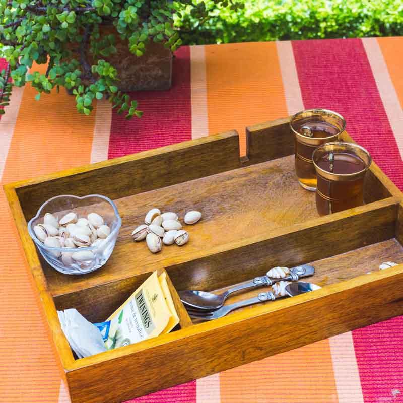 Olha-o Tribe Mini Bar Tray