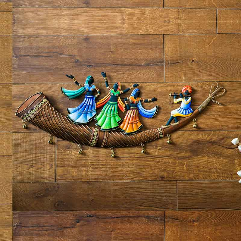 Olha-o Group Dance on Trumpet