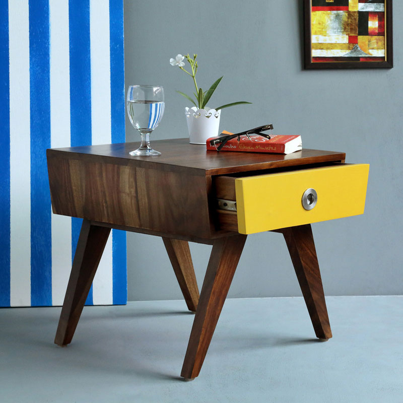 Glow Homes Bed Side Table - HBS05