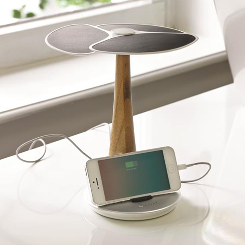 XD Design Ginkgo Solar Tree 4000mAh Charger