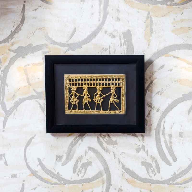 Olha-o Tribe Jaali Frame 28cm x 20cm