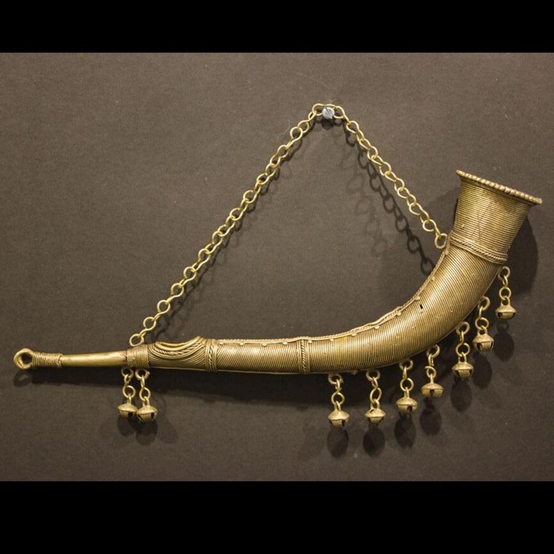 Trumpet Wall Hanging