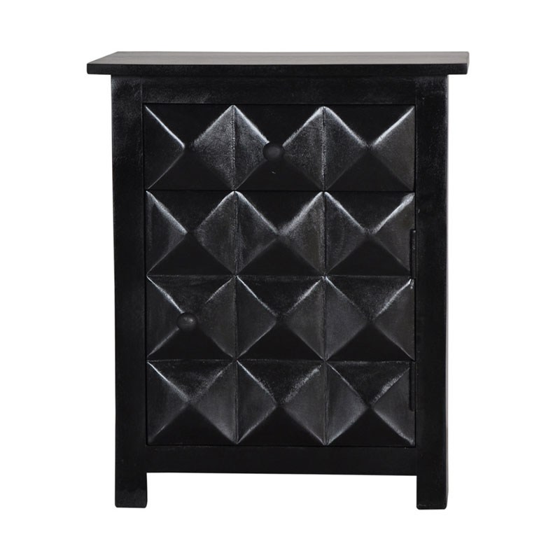 Glow Homes Bed Side Table - HBS08