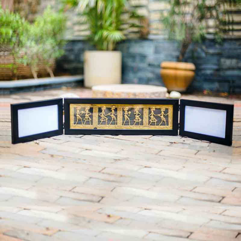 Olha-o Tribe Photo Frame Horizontal