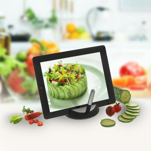 XD Design Chef Tablet Stand with Stylus Touch-Pen