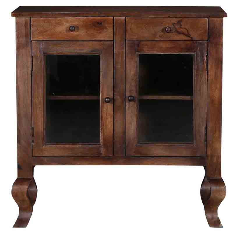 Moorni Sideboard In Provinical Teak Finish