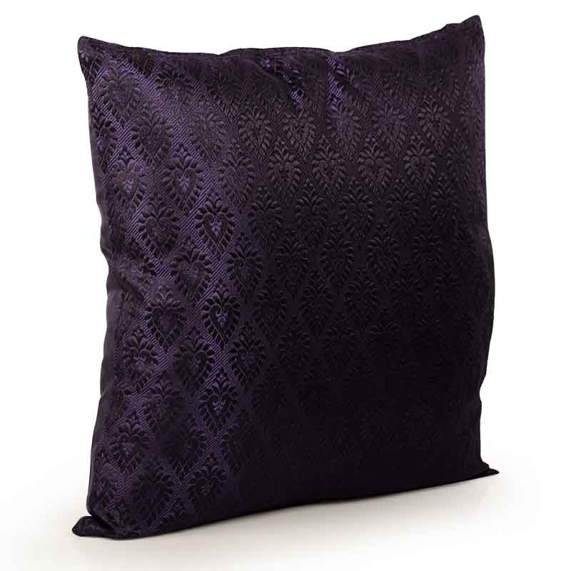 Moorni Handwoven Cushion Cover in Silk - Set of 2 - EL-026-280