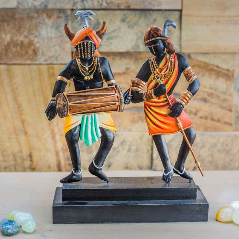 Olha-o Tribe Adavasi Couple Table Top