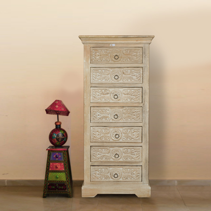 Moorni Collection Wooden Cabinet