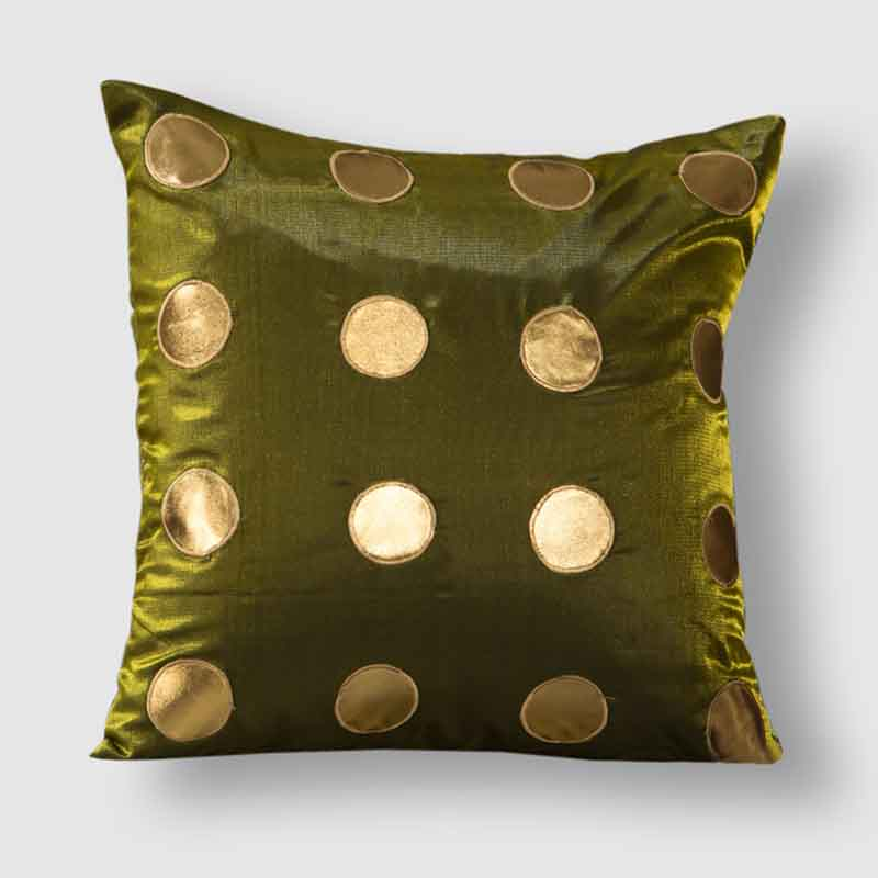 Moorni Pure Silk Cushion Covers - Set of 4 - EL-026-156