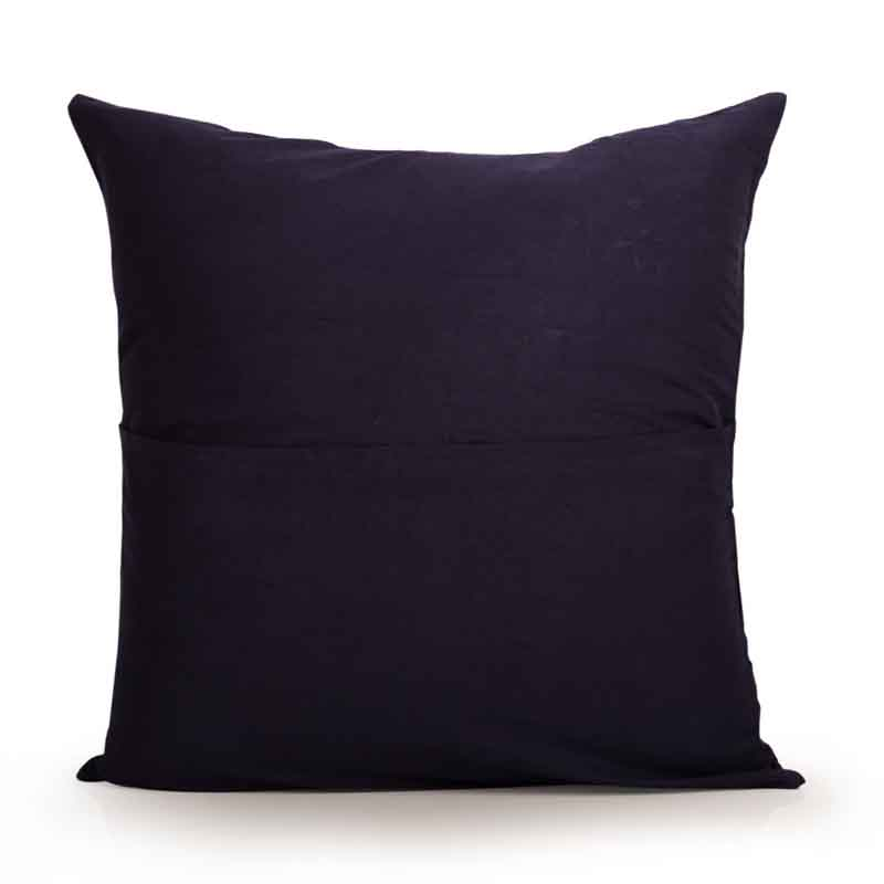 Moorni Applique Art Cushion Cover in Soft Cotton - Set of 2 - EL-026-192