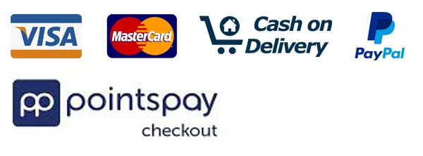 Payment Icons - Moorni.Com